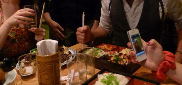 food pictures in restaurants