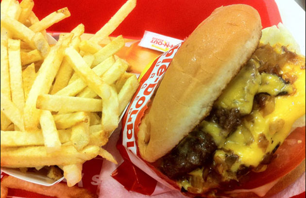 in-n-out burger overrated