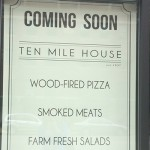 ten mile house central station evanston restaurant