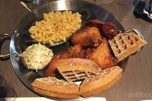 hot fried chicken platter fremont chicago