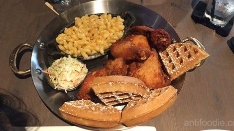 hot fried chicken platter fremont chicago