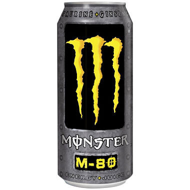 monster m-80 energy drink