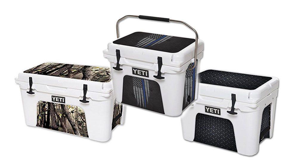 Yeti Cooler Wraps Anti Foodie