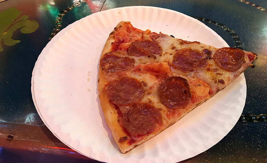 bourbon street pizza new orleans
