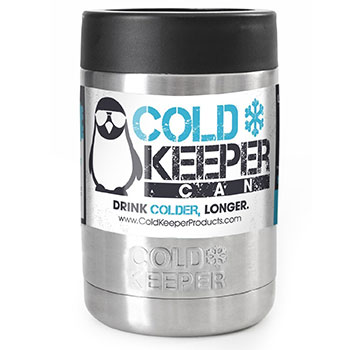 cold keeper can koozie