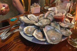 oysters crescent street brewhouse nola