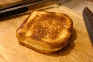 ultimate grilled cheese recipe