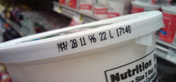 food expiration dates