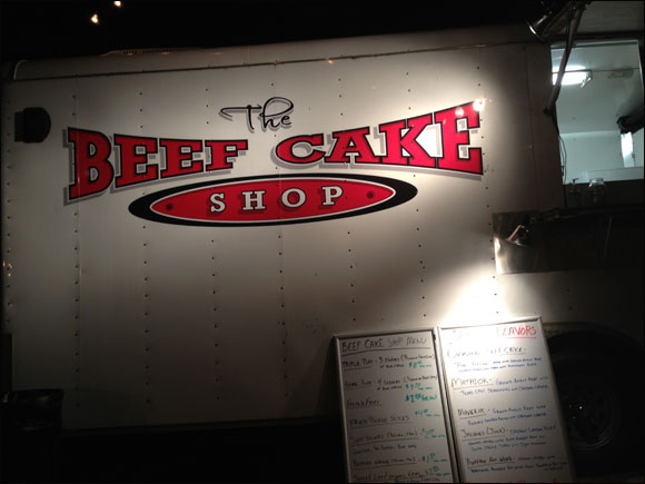 the beef cake shop food truck austin