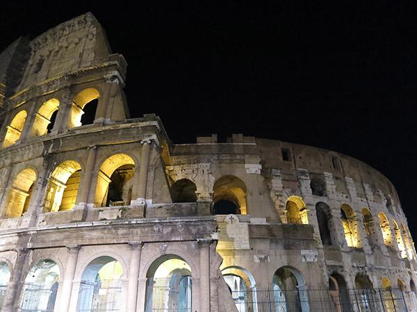 rome italy coloseum