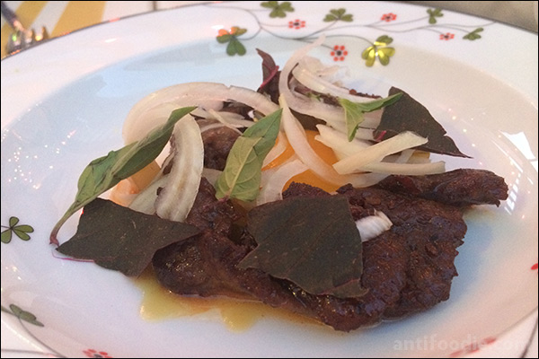 filipino fusion food austin texas qui