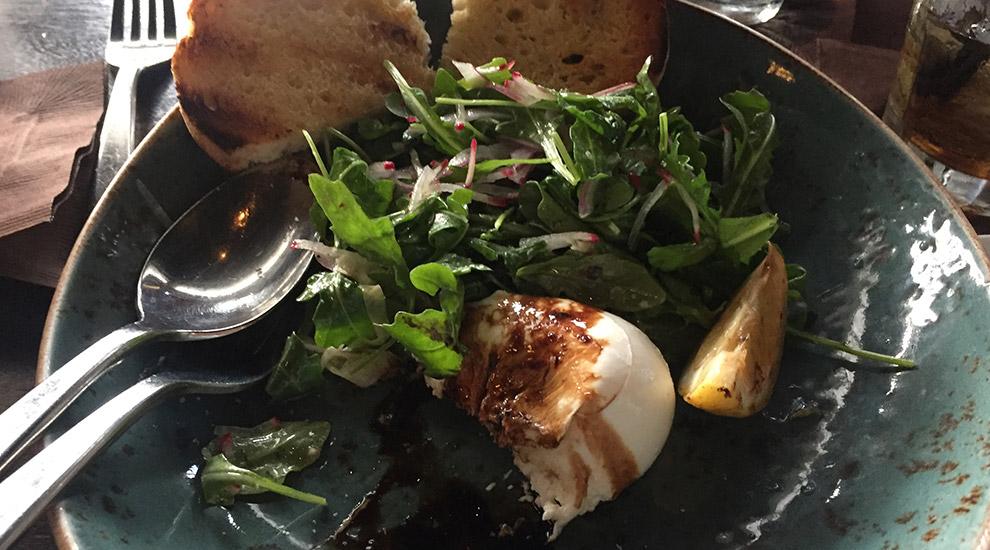 burrata salad eo restaurant