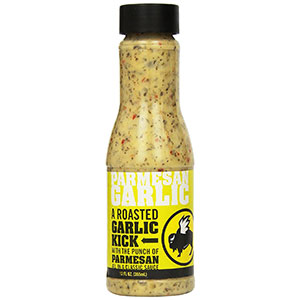 buffalo wild wings parmesan garlic sauce