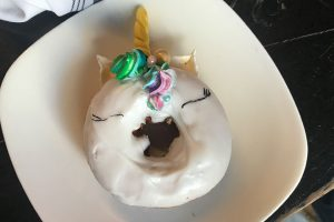 boozy brunch fremont unicorn donut