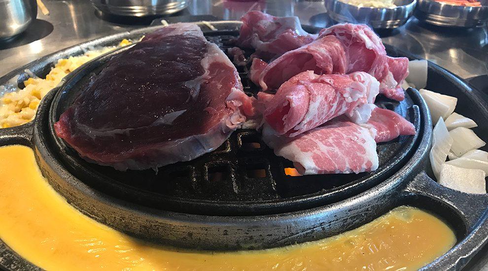 daebak korean bbq chicago chinatown brisket steak