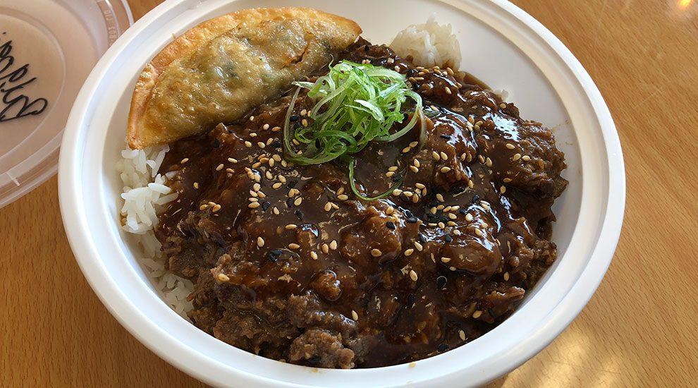 bulgogi bowl savory crust