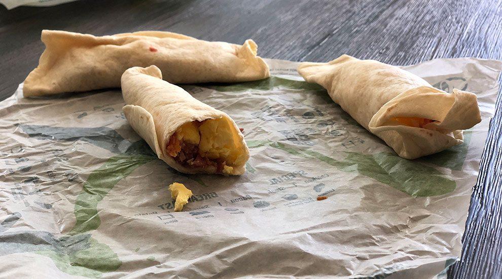 taco bell breakfast tacos