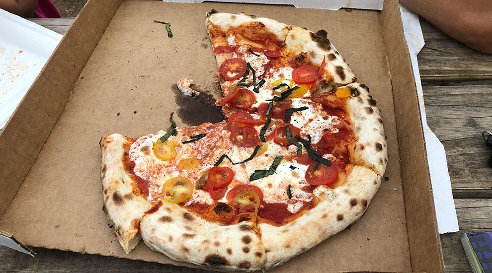 margherita pizza jester king stanleys