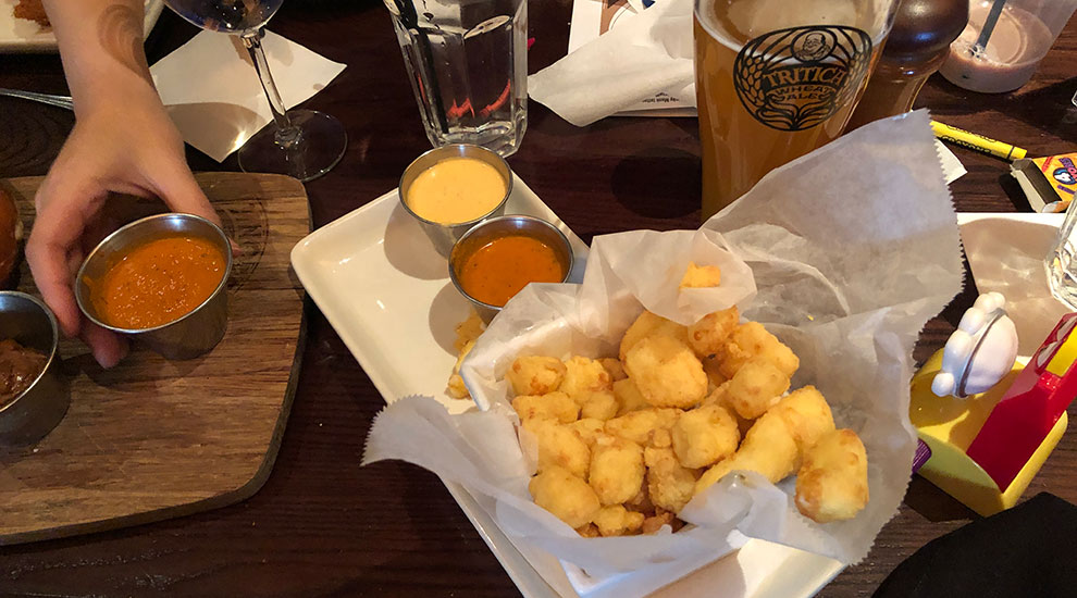 wisconsin cheese curds lucky monk barrington