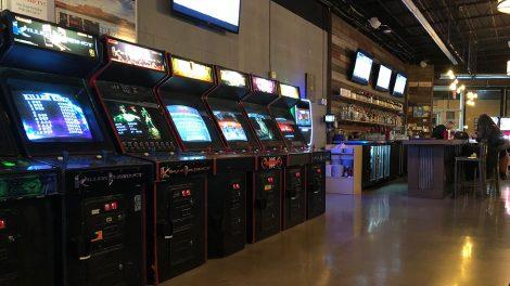 izzys arcade bar niles, il