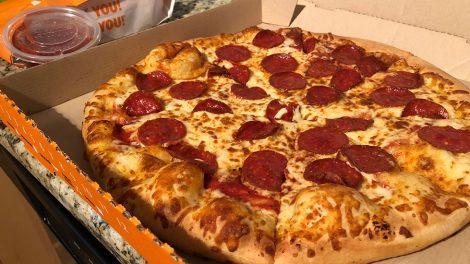little caesars pizza portal review