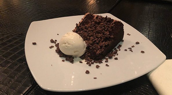 stk chicago chocolate cake