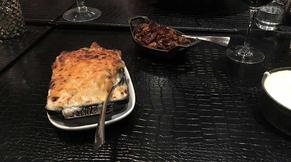 stk chicago mac n cheese