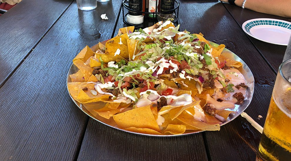 gilligans bar unstoppable nachos