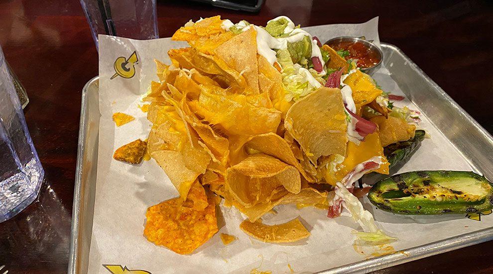 the works kitchen gameworks nachos