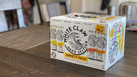 white claw new flavor review