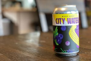 city water hard seltzer review