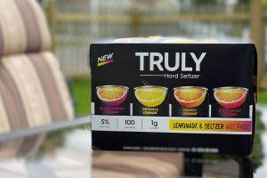 truly lemonade hard seltzer taste test review