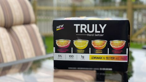 truly lemonade hard seltzer taste test review