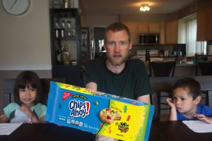 chips ahoy sour patch kids cookies review