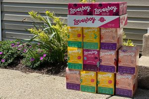 loverboy sparkling hard tea review