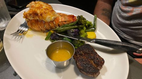 surf n turf tavern on the point edison park