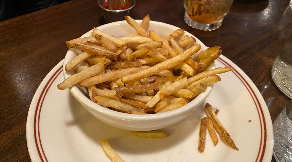 smoked fries little goat diner chicago