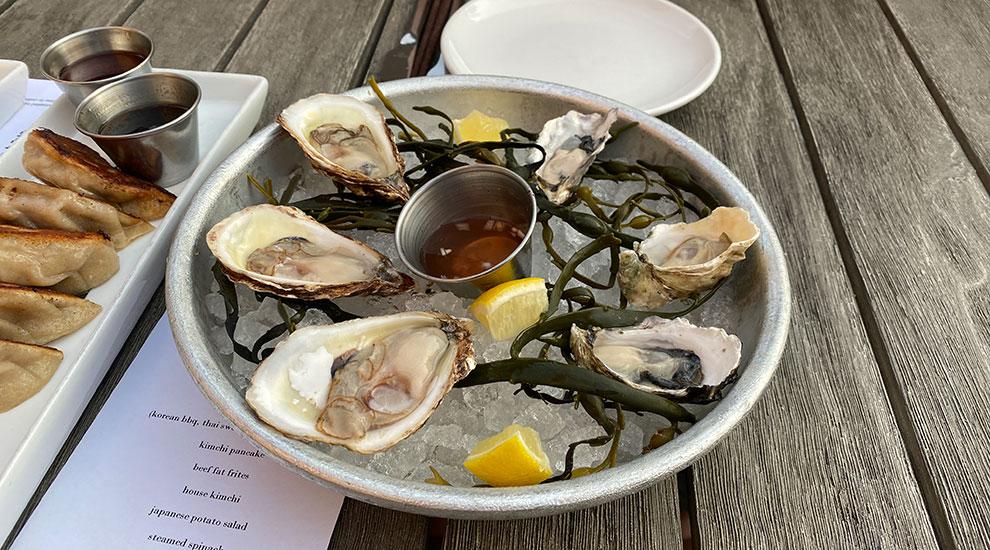 bixi beer chicago oysters
