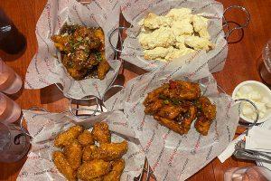 bbq chicken korean fried chicken niles